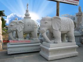 石雕大象厂家繁复是由于这么