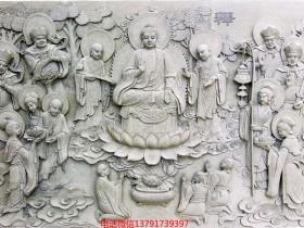 寺院壁画图片_寺院浮雕照壁样式大全有哪些