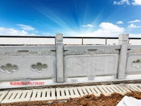 河堤栏杆及河道石材护栏如何建造