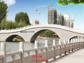 河边护栏及河道石栏杆尺寸如何确定