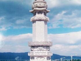 石塔的艺术表现形式和材质结构