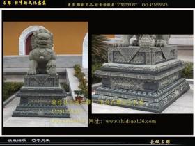 北京故宫太和门铜狮子