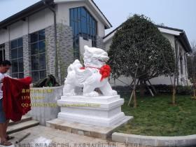 摆放石雕貔貅_麒麟_狮子的作用是什么