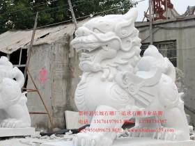聚财貔貅石雕甄选神古瑞兽现代工艺是什么样