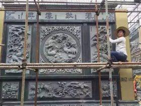 寺院浮雕门窗图片浮雕窗户样式大全