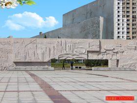 广场民俗风情浮雕墙设计三大步骤-以泸溪县广场石雕壁画为例子