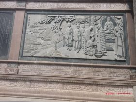 佛教青石浮雕价格-寺庙墙体壁画图片设计制作大全