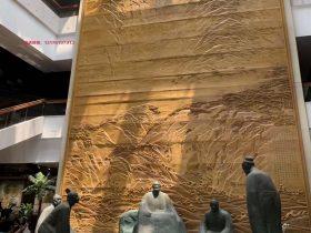 砂岩浮雕壁画制作工艺-砂岩浮雕一平方多少钱