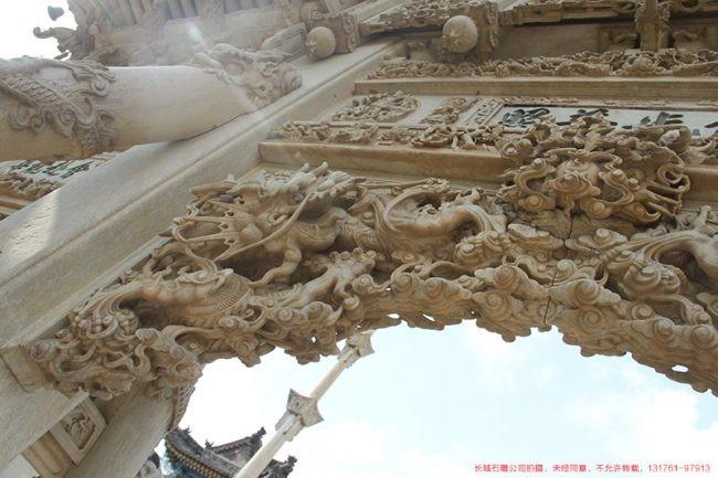 古代中国十大牌坊排名-历代中国著名牌坊在哪里