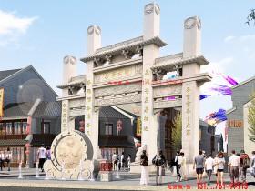 农村牌坊门楼文化精髓-斗拱和卯榫结构