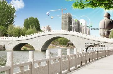 河道边栏杆设计的六个原则