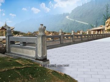 石材栏杆生产厂家提供的栏杆图片样式大全