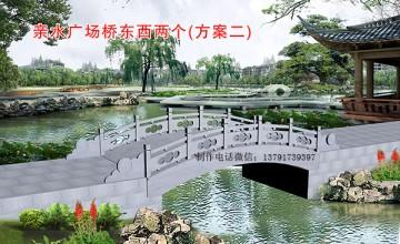 石栏杆图片的设计和作用介绍