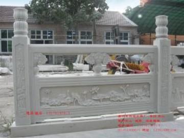八个汉白玉护栏厂家价格_栏杆图片
