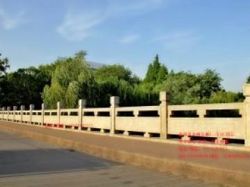 六个桥面石栏杆_路边河堤护栏_柱头造型图片