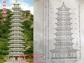 佛塔图片样式形成和佛教石塔寓意