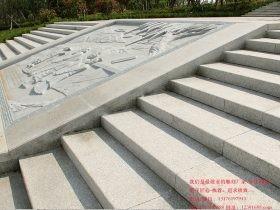 青石仿古台阶石_广场黄锈石铺地板图片大全