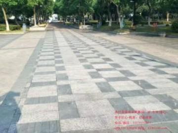 广场石材板材铺装施工注意什么