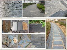 公园青石板石材的特性与厂家价格