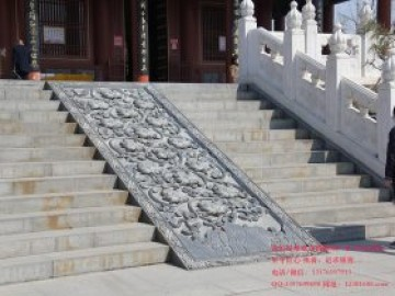 佛教浮雕缠枝纹_宝相花浮雕御道图片