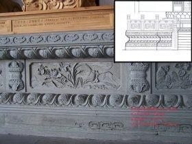 寺院石雕佛台须弥座雕刻制作厂家