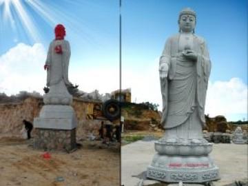 北魏时期石雕佛像和唐代释迦摩尼佛像雕刻区别