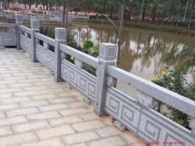 仿古石栏杆制作-仿古风格桥护栏图片样式价格大全
