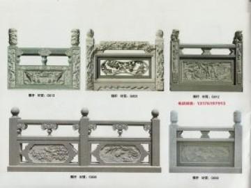 石栏杆厂家的工匠精神和花岗岩栏杆的吉祥图案设计文化