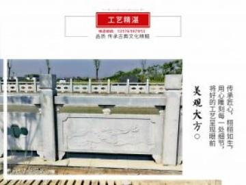 护城河栏杆价格-河道围栏高度和图片样式大全