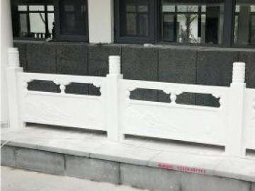 汉白玉栏杆多钱一米_汉白玉石栏杆围栏护栏造价分析