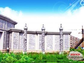 石龙柱厂家_台湾寺院龙柱子广场花岗岩石龙柱文化柱制作多少钱一根