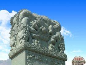 捐资功德碑碑文-明清朝石龙头碑墓碑价格和石碑图片大全集