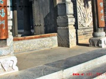 大理石柱礅图片-青石柱墩厂家-仿古柱墩价格