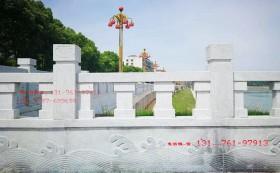 石栏杆构件和河道栏杆装饰的相关术语
