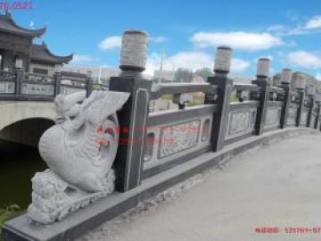 石栏杆厂家设计河道石栏杆_景观护栏的五大基本原则