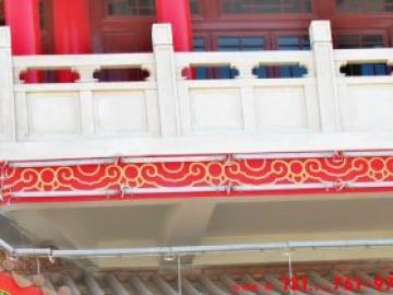 石栏杆设计规范和汉代石头围栏样式设计