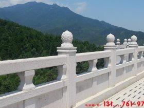 景观护栏石头栏杆的意境设计-以泰山石栏杆为例