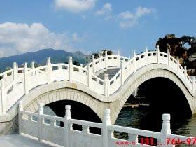 河道景观石栏杆为什么带来美的享受