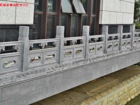 石栏杆制作厂家工程合同协议范本