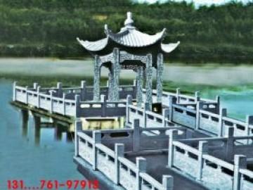 大桥栏杆景观栏杆-曲桥栏杆设计制作
