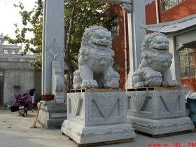 历代石狮子图片样式大全