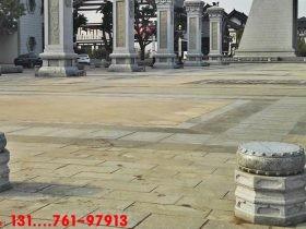 柱墩柱础石雕的六大图片样式