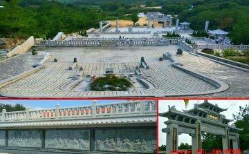 墓碑的阴宅风水龙脉和石碑尺寸设计文化
