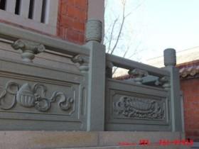 护栏在东方和西方的的差别