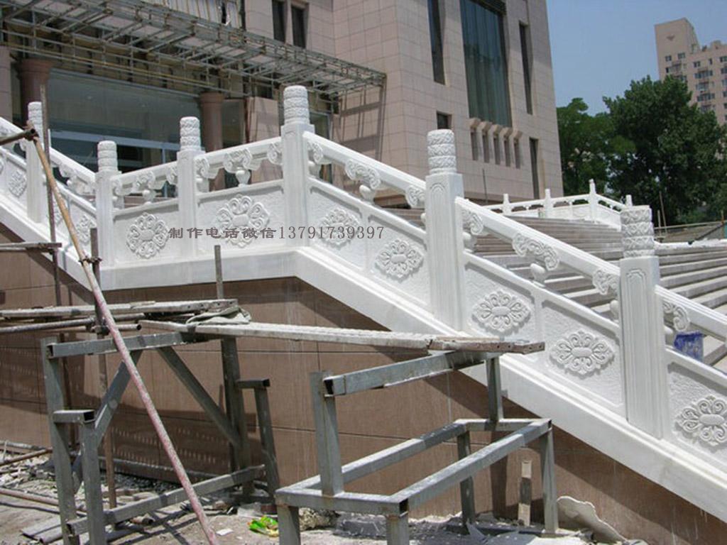 石栏杆图片雕刻设计介绍