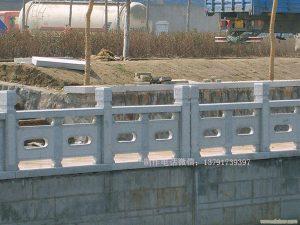 河道边的石栏杆图片大全