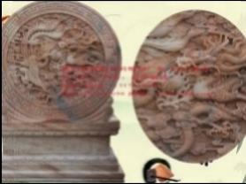 最好的门墩石厂家怎么制作石狮子抱鼓石-独具匠心-追求精品