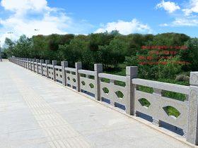 桥梁石栏杆雕刻的起源_河道护栏图片造型有哪些