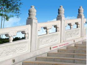 古建筑汉白玉栏杆图片样式和汉白玉护栏围栏的发展历程