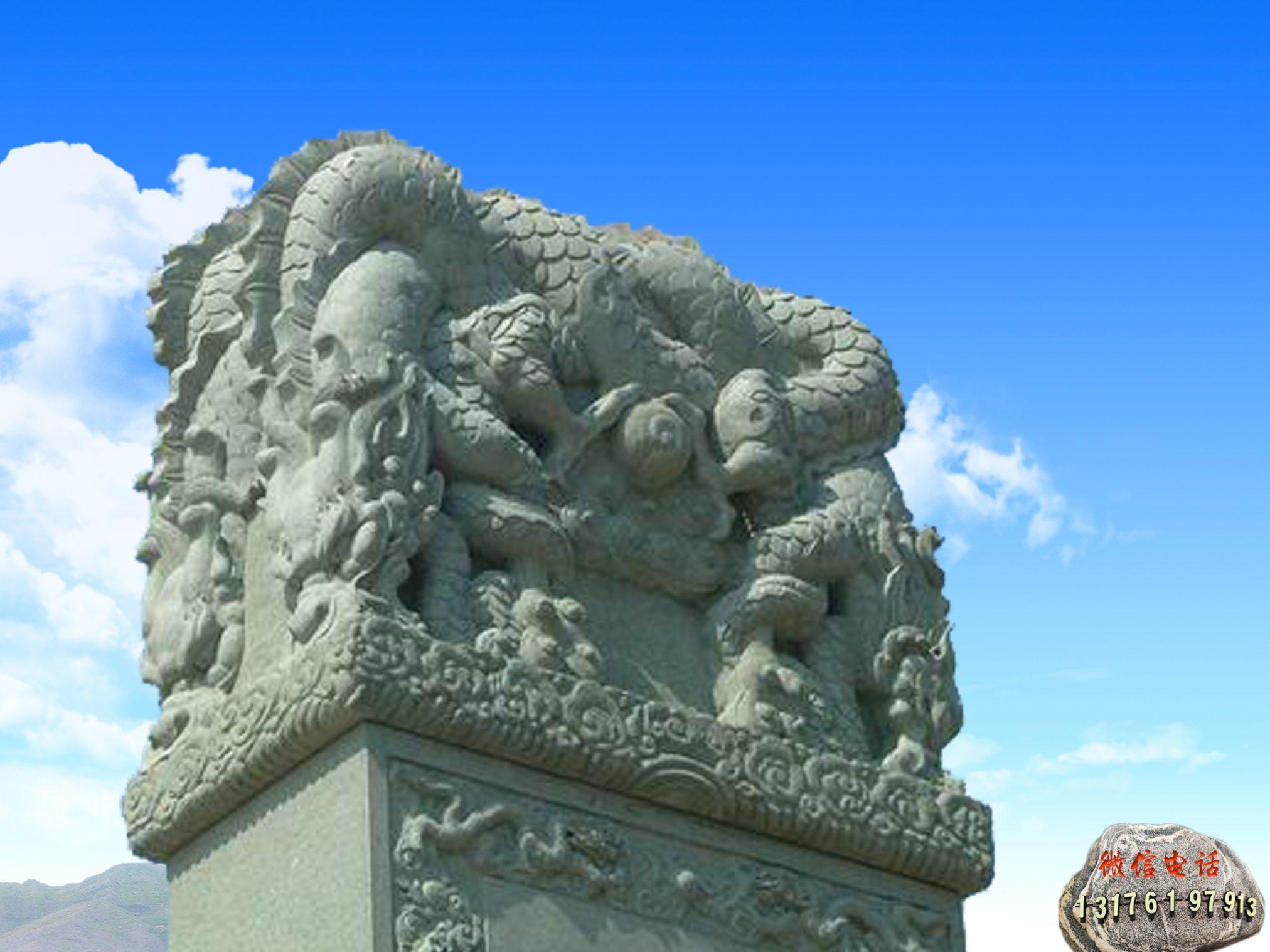 龜駝碑功德碑圖片